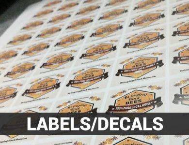 Labels/Decals