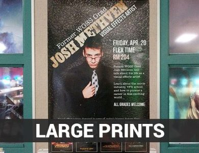 Large Prints / Posters